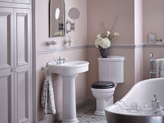 Claverton collection Classic style bathroom by Heritage Bathrooms Classic