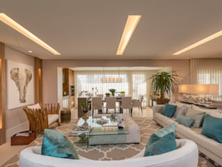 Izilda Moraes Arquitetura Modern Living Room