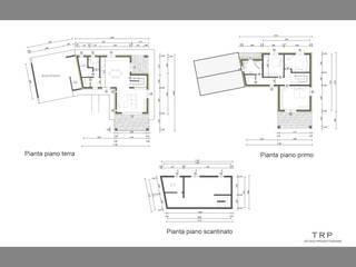 Progetto residenza unifamiliare di Studio Tecnico Treppo Alberto