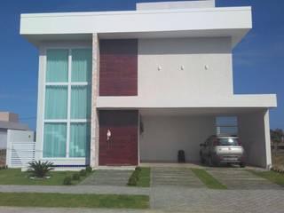 Projeto Residencial Unifamiliar Casas modernas por Mayara Feitosa Arquitetura Moderno