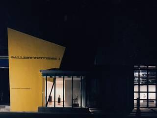 ギャラリーユニバース2: 株式会社ラウムアソシエイツ一級建築士事務所が手掛けたです。