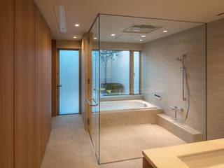Phòng tắm by マニエラ建築設計事務所