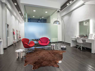 Spa Cube, Utrecht Moderne gezondheidscentra van Bleeker Concepts Modern