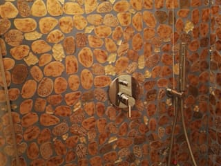 DECORAZIONI DALLA VALLE BathroomDecoration Marble Amber/Gold