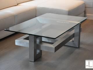 Línea Alto Diseño - mesas de centro GONZALO DE SALAS SalonesMesas de centro y auxiliares