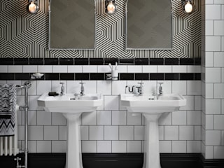 Granley Deco collection من Heritage Bathrooms كلاسيكي