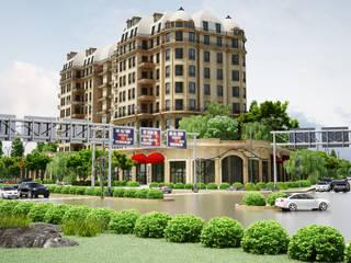 Ankara Mamak Royal Residence 2014 SemsaDesign Mimari Görselleştirme