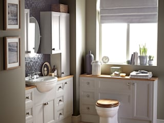 Caversham furniture collection Baños de estilo clásico de Heritage Bathrooms Clásico