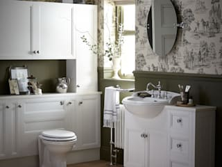 Caversham furniture collection Classic style bathroom by Heritage Bathrooms Classic