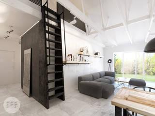 365 Stopni Living room Wood Black