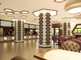 Kırşehir One Diamond Cafe 2016 SemsaDesign Mimari Görselleştirme