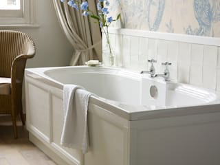 Dorchester collection Classic style bathroom by Heritage Bathrooms Classic