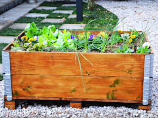 Container Living:  Garden by Acton Gardens