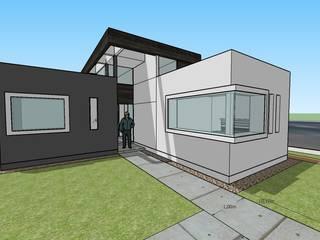 Casa La Florida Toledo estudio Arquitectos Casas de estilo mediterráneo