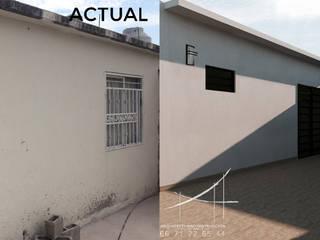 Houses by Arquitectura-Construcciòn Godwin, Modern