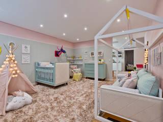 Chambre d'enfant moderne par KIDS Arquitetura para pequenos Moderne