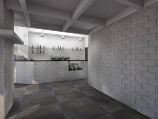 Modern bars & clubs by CSArkitettura Modern