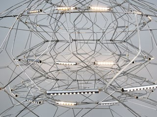 FittinQ HouseholdAccessories & decoration Metal Metallic/Silver