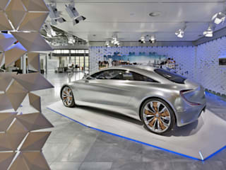 Car Dealerships by spek Design, Modern