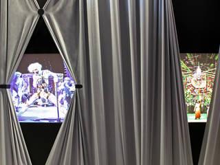 Exhibition centres by spek Design, Modern