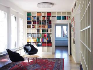 Study/office by spek Design, Modern