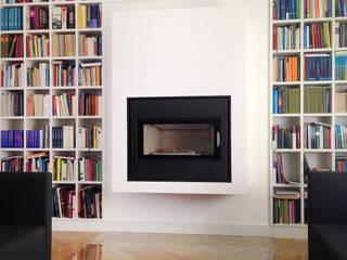 Living room by spek Design, Modern