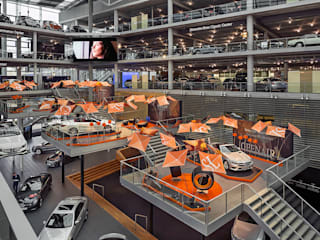 Car Dealerships by spek Design, Eclectic