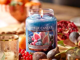 Spirig Kerzen AG Yankee Candle Switzerland Living roomAccessories & decoration Blue
