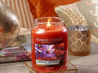 Spirig Kerzen AG Yankee Candle Switzerland Living roomAccessories & decoration Orange