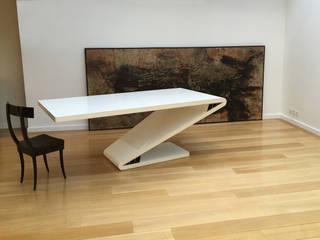Table Z par POUJARDIEU DESIGN Minimaliste