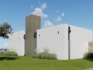 Houses by ARBOL Arquitectos , Minimalist