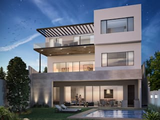 by Rousseau Arquitectos Modern
