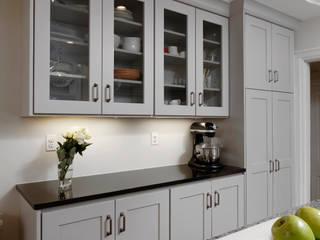 Cucina minimalista di BOWA - Design Build Experts Minimalista