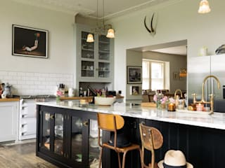 The Frome Kitchen by deVOL deVOL Kitchens Eclectic style kitchen