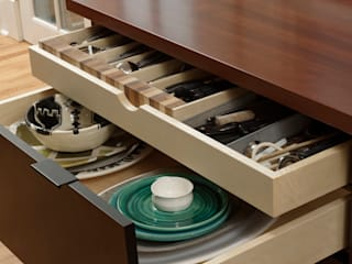 Modern kitchen by BOWA - Design Build Experts Modern