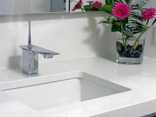 Contemporary Washington, DC Condominium Renovation:  Bathroom by BOWA - Design Build Experts