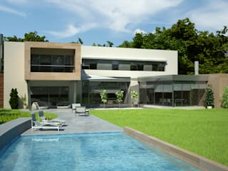 Houses by LLACAY arquitectos,