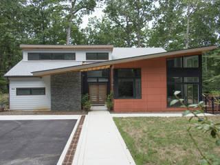 Annapolis Renovation/Addition ARCHI-TEXTUAL, PLLC Modern Houses