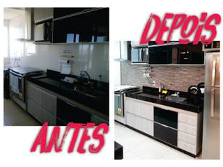 Apartamento por Janaína Moura Designer de Interiores