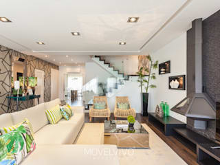 تنفيذ Movelvivo Interiores