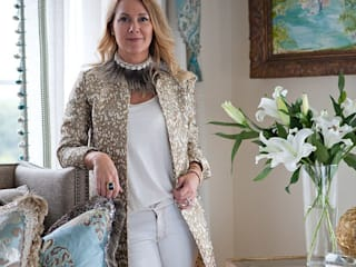 Kellie Burke Interiors بيت زجاجي