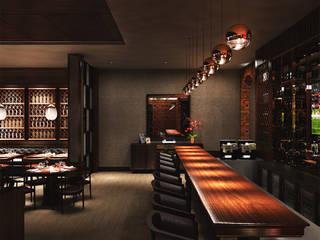 Alto Mimarlık  – Steak Restaurant:  tarz Yemek Odası