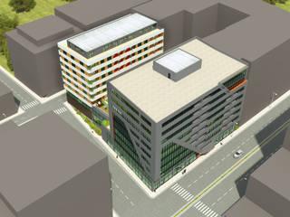 SELIM SENIN – Office-Commercial Complex:  tarz