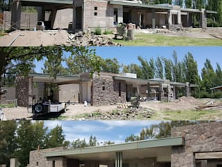 Houses by Estudio Karduner Arquitectura, Modern