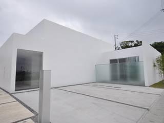 Casas de estilo moderno por 門一級建築士事務所