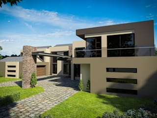 New Serengeti golf and wildlife estate:   by Clearviz Designs