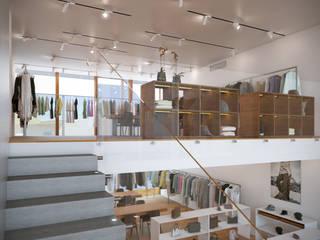 Interiors:  in stile  di ENVS Project