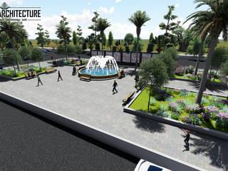 Taman Kota Oleh Harmony Architecture