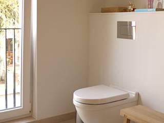 Badplanung 1:  Badezimmer von ANKELIETZKE  Innenarchitektin
