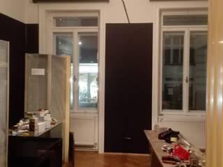 Wandbespannung Ausgefallene Geschäftsräume & Stores von Raumausstatter Vock Ausgefallen